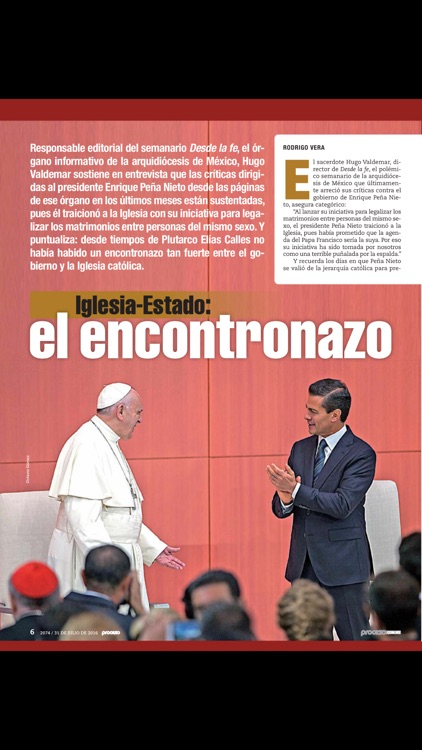 Revista Proceso screenshot-1