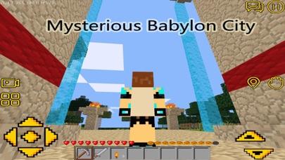 CubeBox : Multiplayer Voxel BuildCraft Game screenshot 9