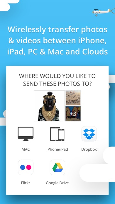 Screenshot #6 for Photo Transfer 3.0 wifi - share and backup your photos and videos
