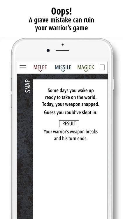WitchBorn Quick Start screenshot-3