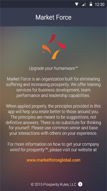 Market Force screenshot-4
