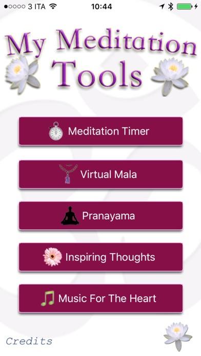 My Meditation Tools - Für Yoga und MeditationScreenshot von 1