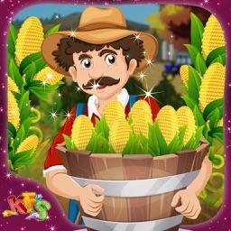 Corn Farm – Kids farmer & farming simulator game
