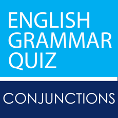 Activities of Conjunctions - Learn English Grammar Game Quiz for iPAD edition