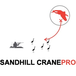 Sandhill Crane Hunt Planner for Waterfowl Hunting - (ad free)