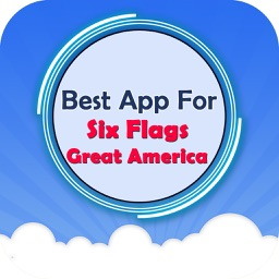 Best App For Six Flags Great America Guide
