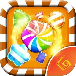 Candy Nerd Legend - Lucky Nerd Match3 Jackpot Puzzle