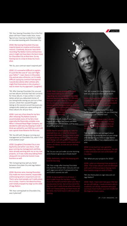 Tush Magazine screenshot-4