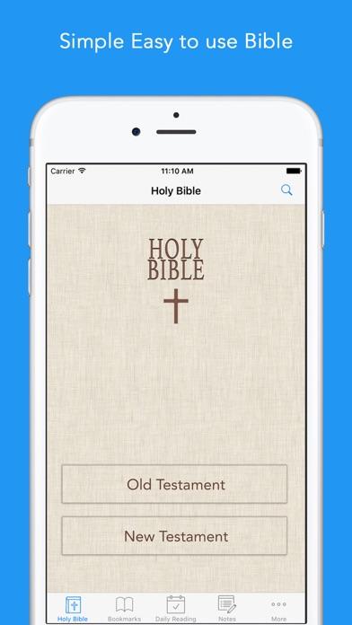 点击获取Bible in Basic English ( BBE )