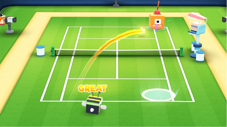 Tennis Bits screenshot-0