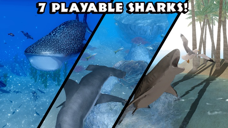 Ultimate Shark Simulator