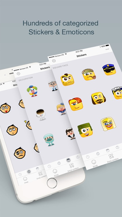 Emoji Keyboard Extra screenshot-3