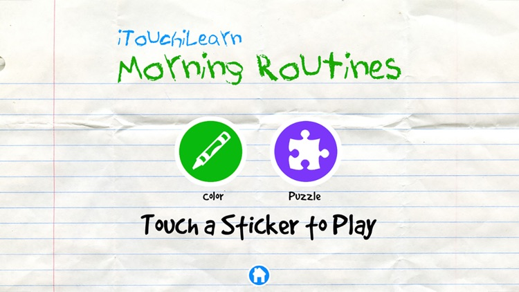 iTouchiLearn Life Skills: Morning Routines for Preschool Kids - Free screenshot-3