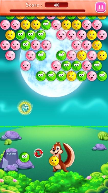 Crazy Talking Bubble - 3D Cake Mania Free Games screenshot-3