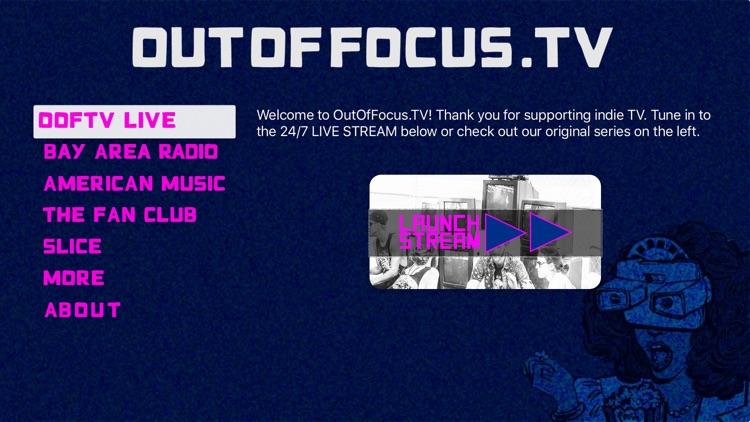 OOFTV - Music Videos, Live Music and More 24/7 from Oakland, California