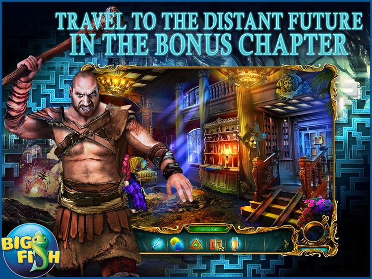 Labyrinths of the World: Changing the Past HD - A Mystery Hidden Object Game screenshot-3