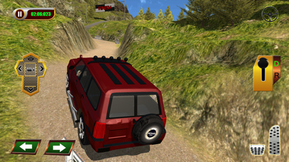 Offroad Jeep mountain climb 3dのおすすめ画像4