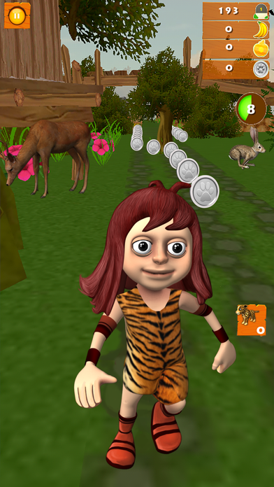 Jungle Boy Adventures 2.0 IOS