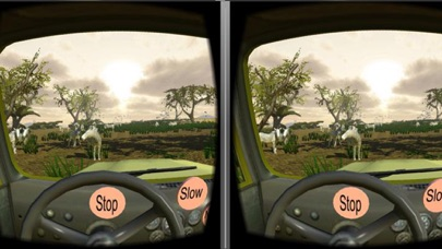 VR Safari Ride screenshot two