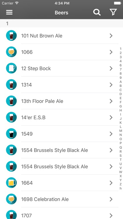 The Beer App! screenshot-2