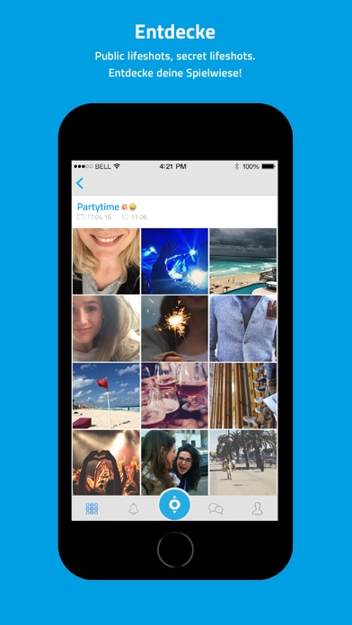 lifeshot - Foto ChallengeScreenshot von 5