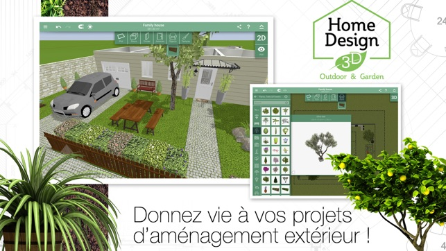 Home Design D Outdoor  Garden Dans LApp Store