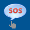 """SOS One Click - """"Send Emergency Alert and Help Messages through SMS Text, Email, Twitter and Facebook"""" - Yong Chen"""