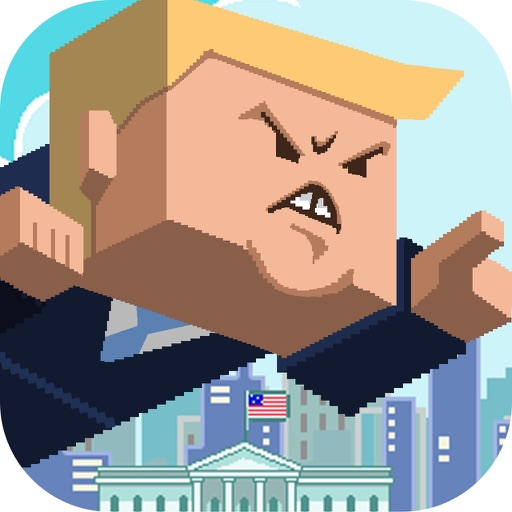 Trump Jump™ iOS App