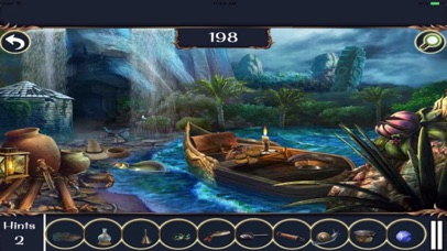 Free Hidden Objects: Treasure Falls screenshot four