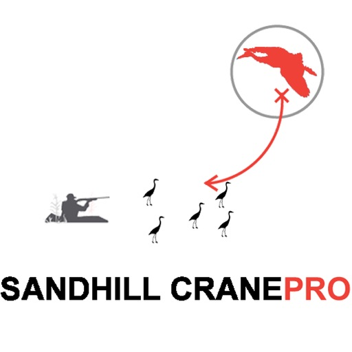 Sandhill Crane Hunt Planner for Waterfowl Hunting (ad free)