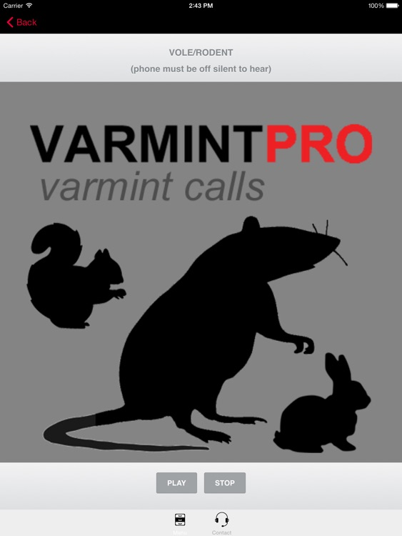 Varmint Calls for Predator Hunting with Bluetooth HD