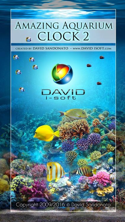 Amazing Aquarium Clock 2 LITE screenshot-4