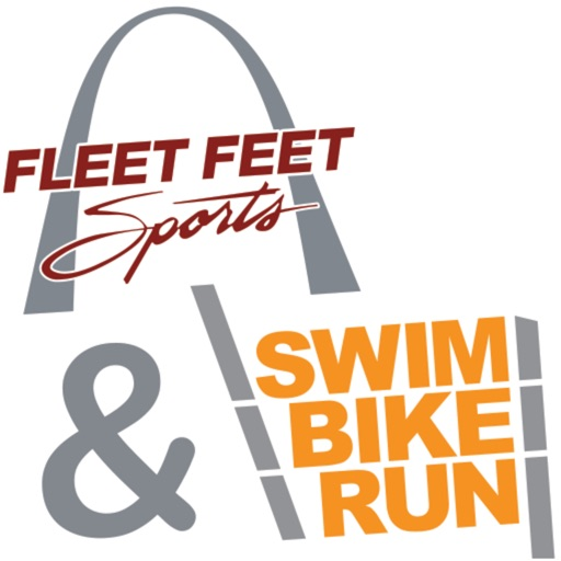 FLEET FEET and Swim Bike Run icon