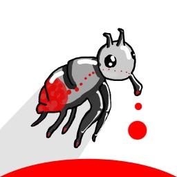 Bloody Flea : a tiny fantastic trip