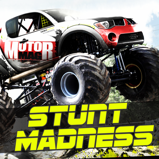 Monster Truck Stunt Madness