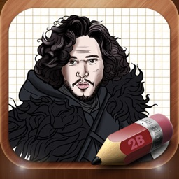 Easy Draw Game of Thrones version