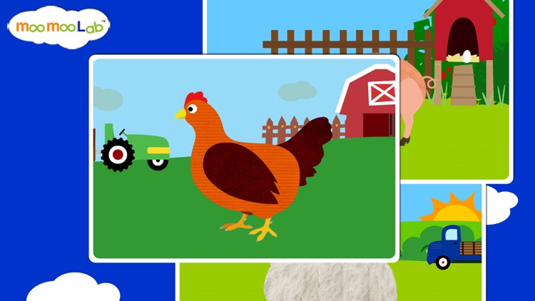 Farm Animals - Puzzles, Animal Sounds, and Activities for Toddler and Preschool Kids Full Version screenshot-4