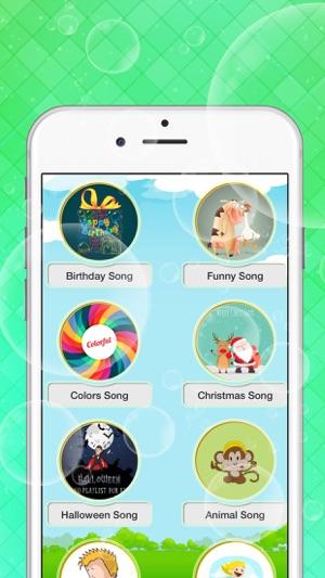 Kids Song, Kids Music, Children Song on the App Store