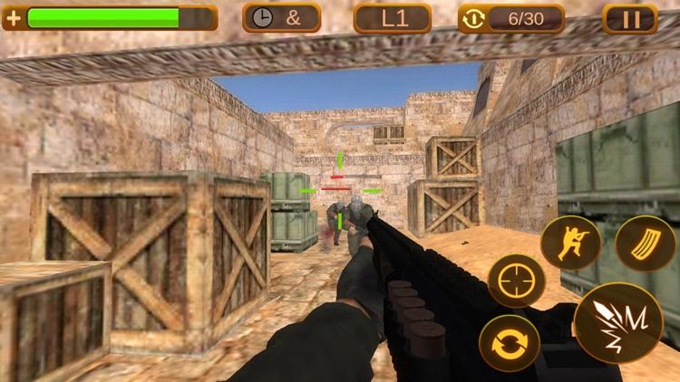 Critical Shooter:Multiplayer sniper gun shooting games screenshot-4
