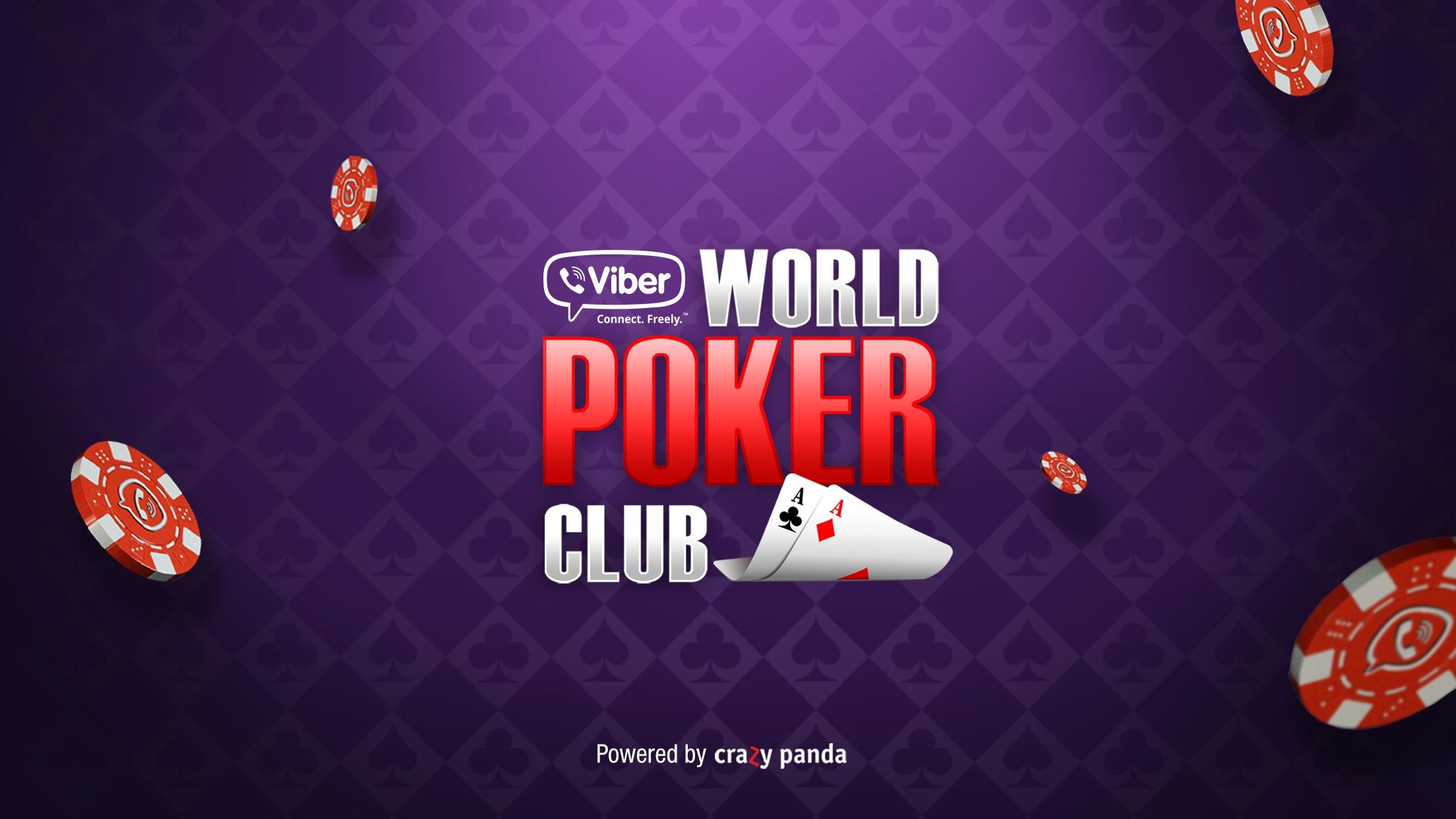 Viber World Poker Club Screenshot