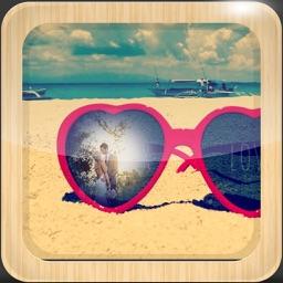 Goggle Photo Frames - make eligant and awesome photo using new photo frames