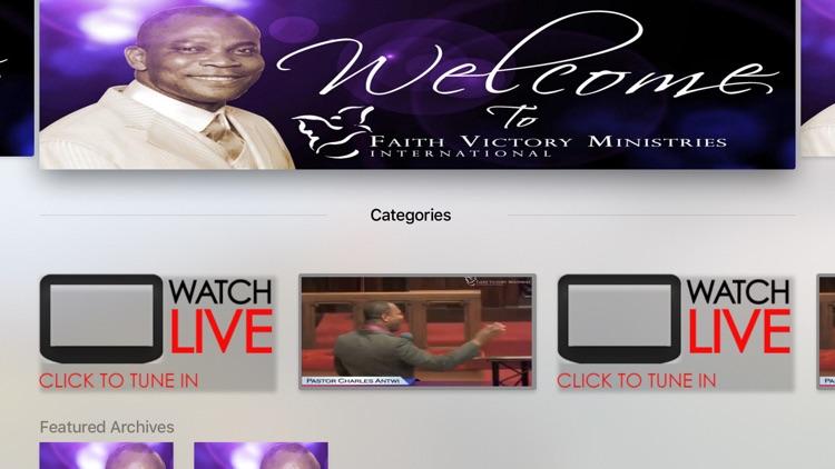 Faith Victory Ministries