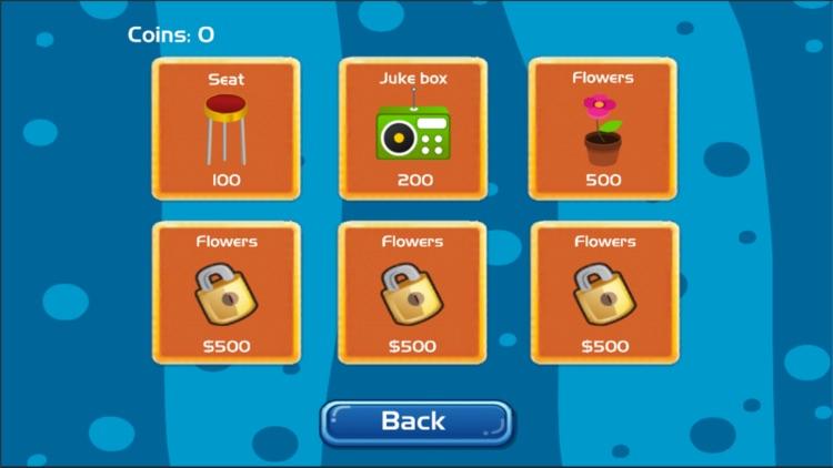 burger shop big chef : games maker food hamburger for girls and boys screenshot-3