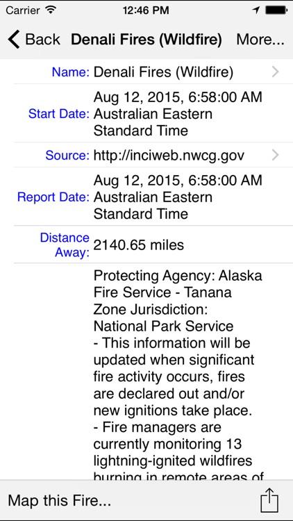 US Fires screenshot-3