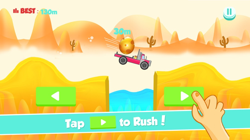 Tiny Car on Risky Road Adventure – Don't Fall the Big Golden Egg Cheat Codes