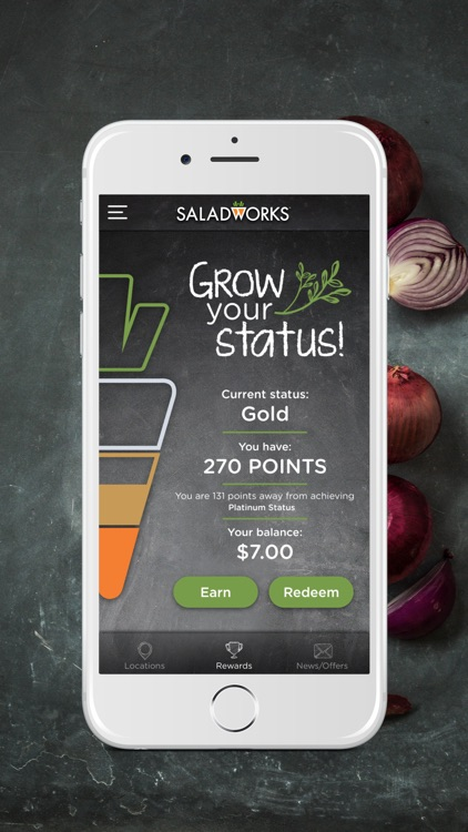 Saladworks screenshot-1