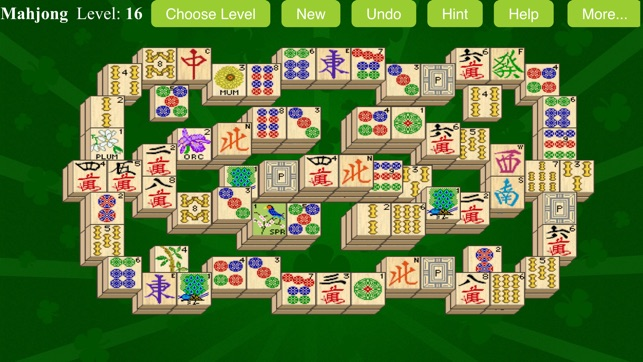 Mahjong Solitaire Free - for iPhone and iPad on the App Store