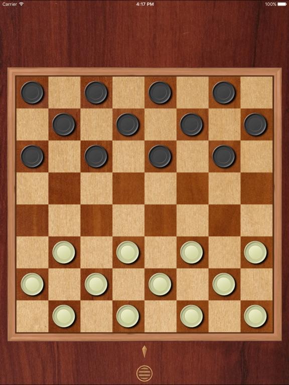 Итальянские шашки на iPad
