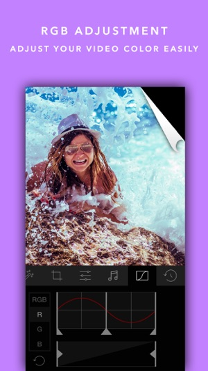 Viddy Video EditIng CamEra Vid Filters for iMovie on the App