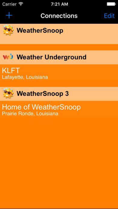 WeatherSnoopのおすすめ画像1